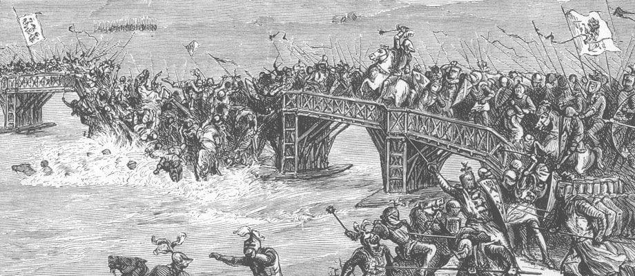 the combat about stirling bridge essay