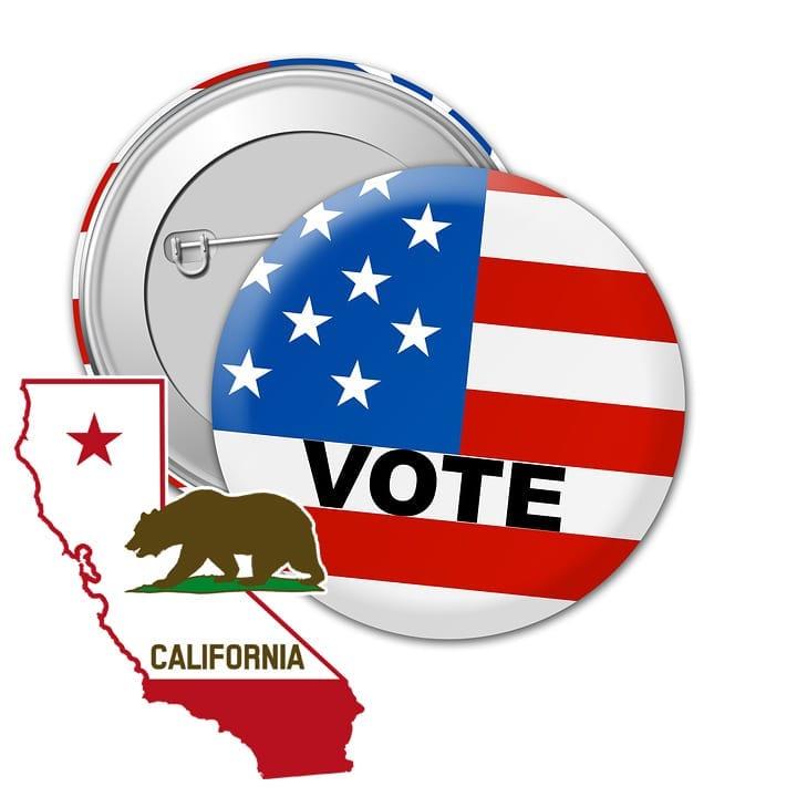 California Election Day 2018 - California Polling ...