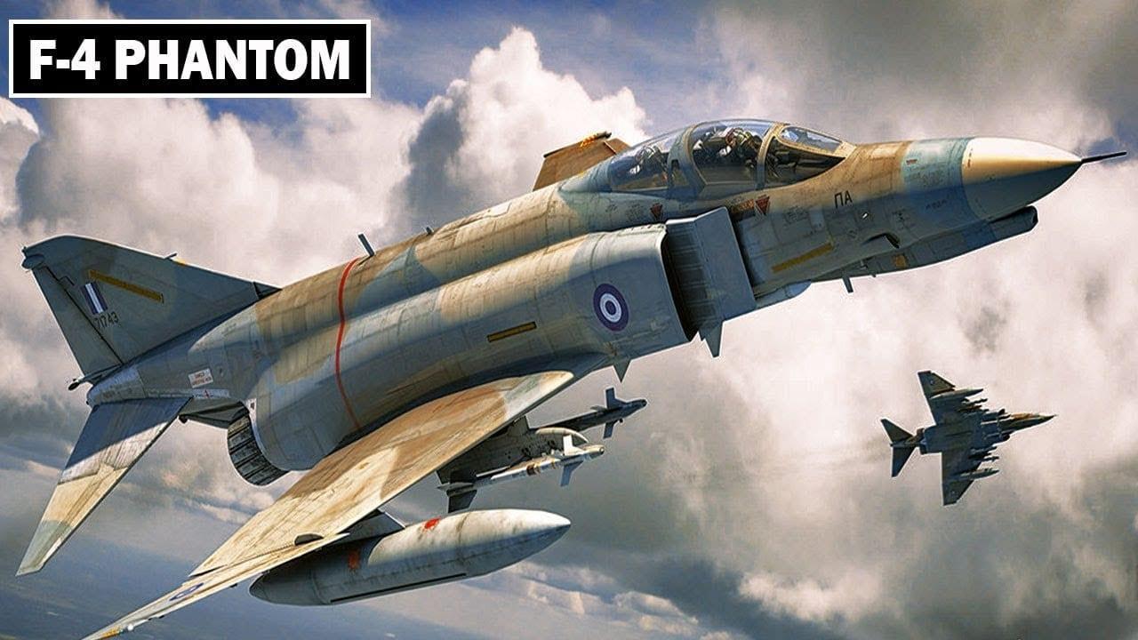America S F 4 Phantom