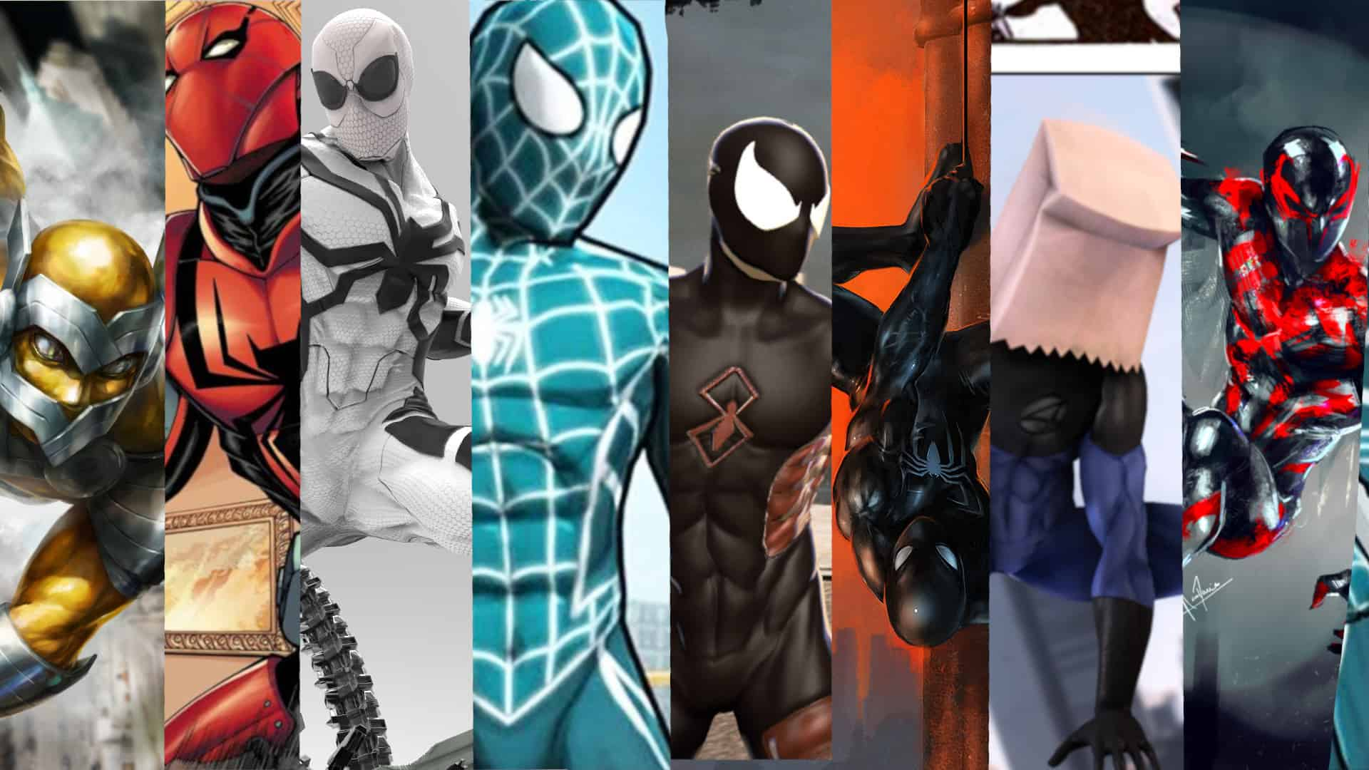 10 Spider Man Suits We Want The New Ps4 Game To Bring