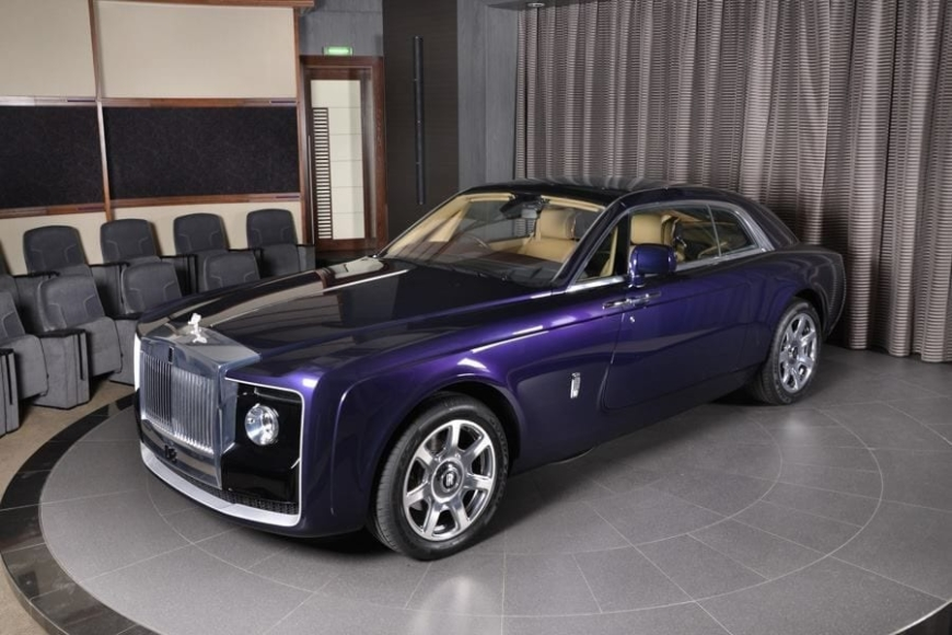 what are the 10 most expensive cars in the world currently