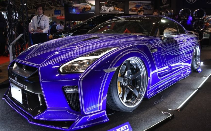 cars custom tokyo salon ever japan shops america largest sport coolest rolls scale customizers town interactions objectives relationships activities general
