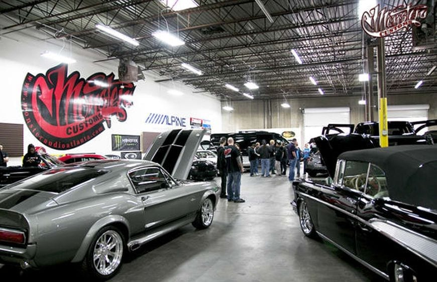 Top 17 Custom Car Shops in America