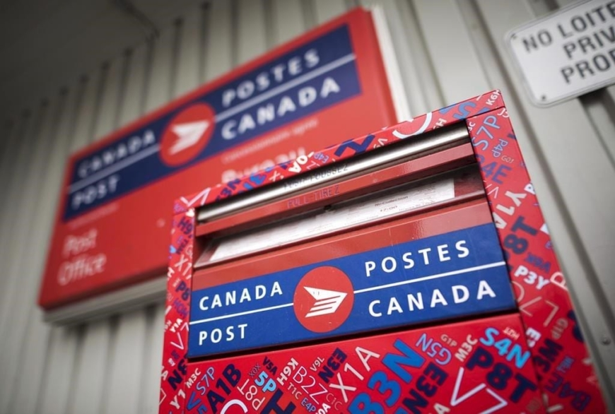 Postal strike hurting small business