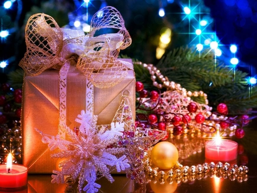 Merry Christmas And New Year Images 2019