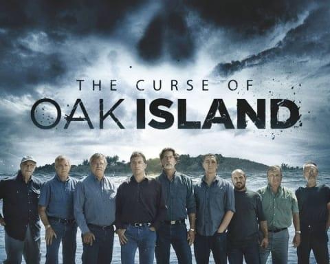 The Curse Of Oak Island Show Season