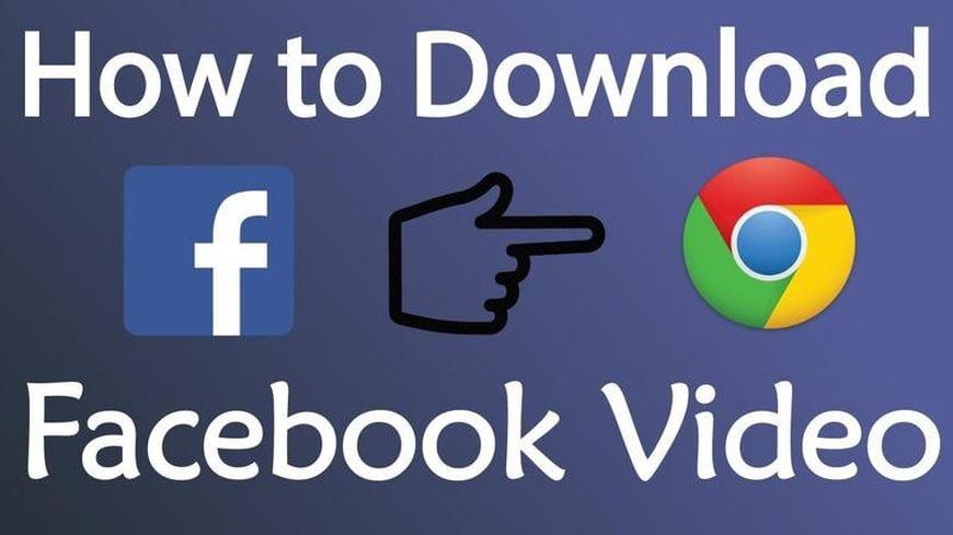 download facebook videos 2019