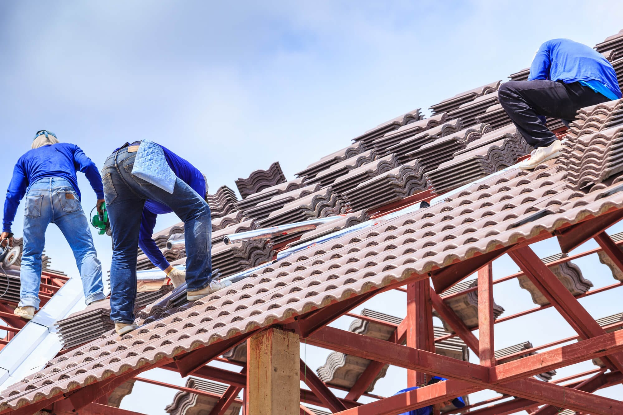 Some Tips For Roof Repair Of Your House