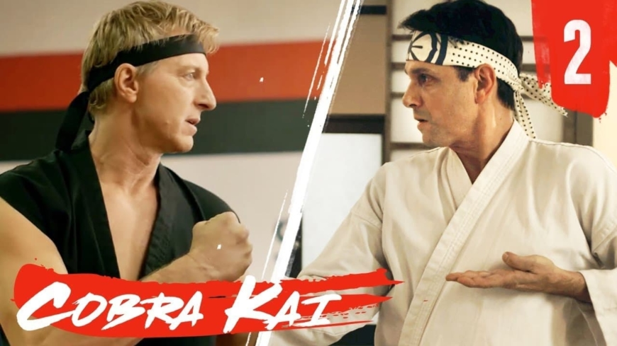cobra kai season 2 - photo #26