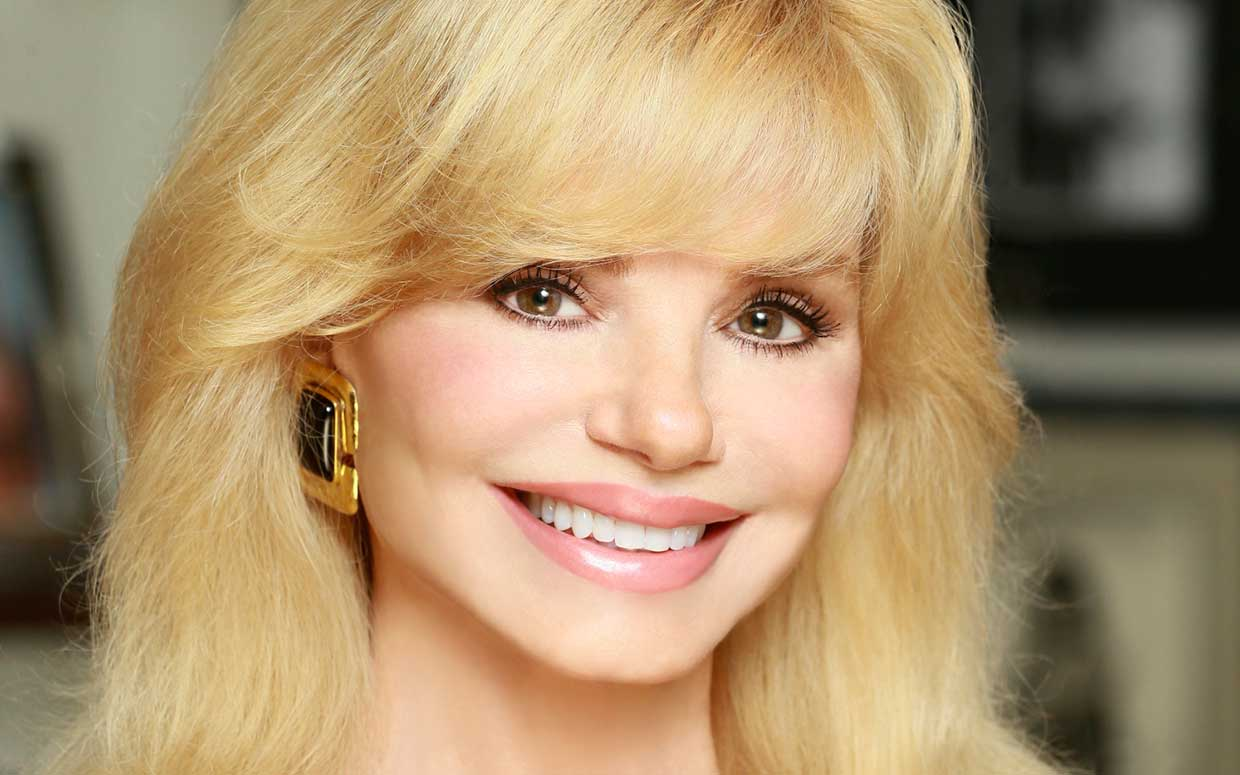 Watch Loni Anderson born August 5, 1946 (age 72) video