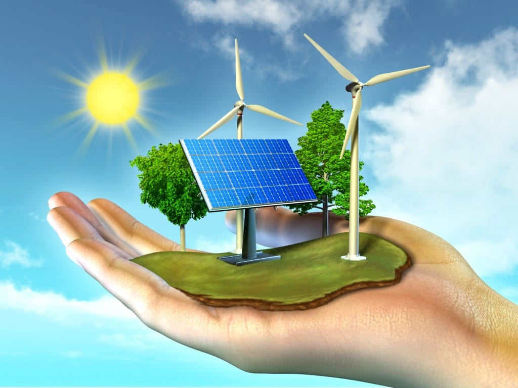 Renewable Energy is the Future for Mankind