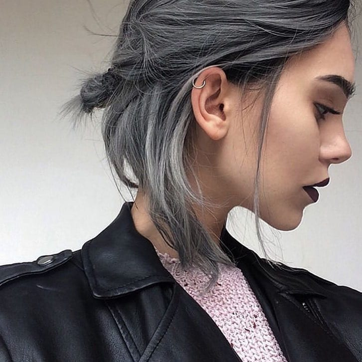 Stunning Hairstyles for Gray Hair - Foreign policy