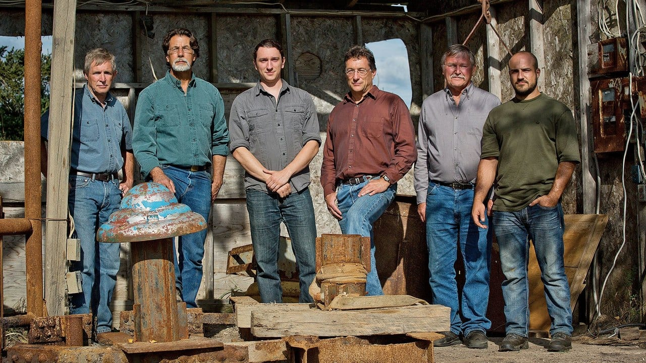 The Curse of Oak Island Season 6 Episode 22 - Lost and Founding
