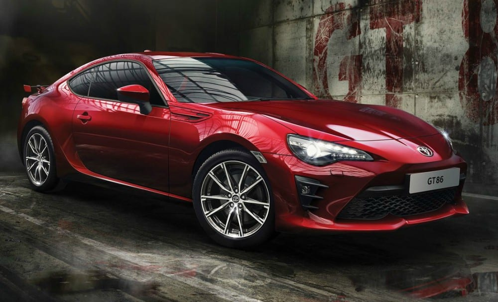 2021 toyota 86  the new generation