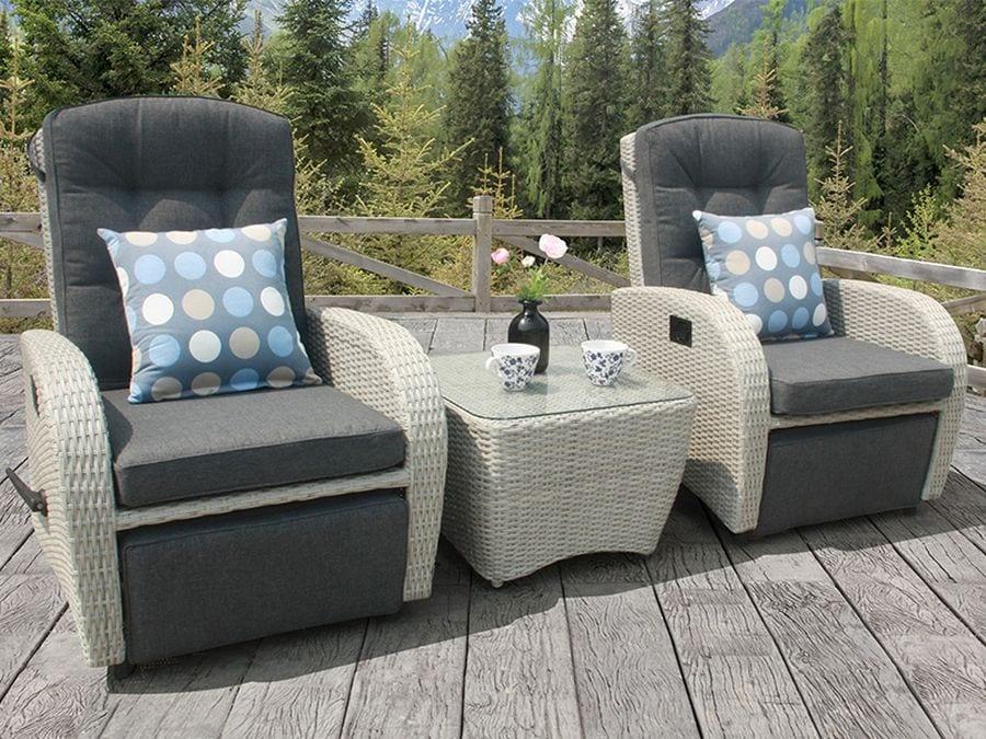 Rattan Furniture Set to Fully Enjoy Your Garden - Foreign ...