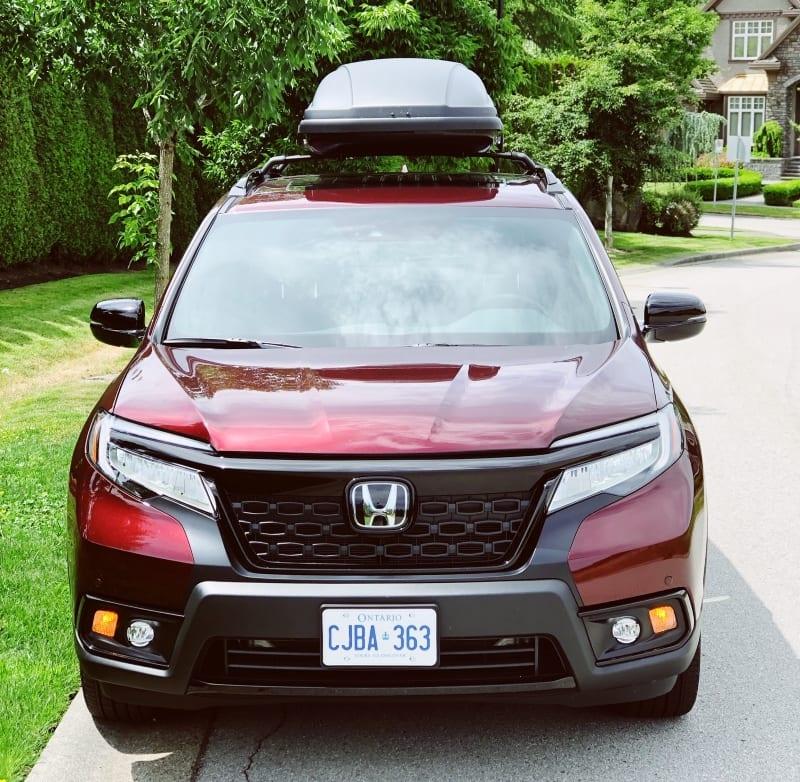 2019 Honda Passport SUV Has 17 Great Tech Features