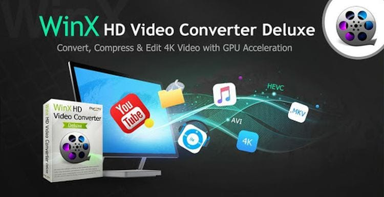How to Convert 4K MKV to MP4 with WinX HD Video Converter Deluxe