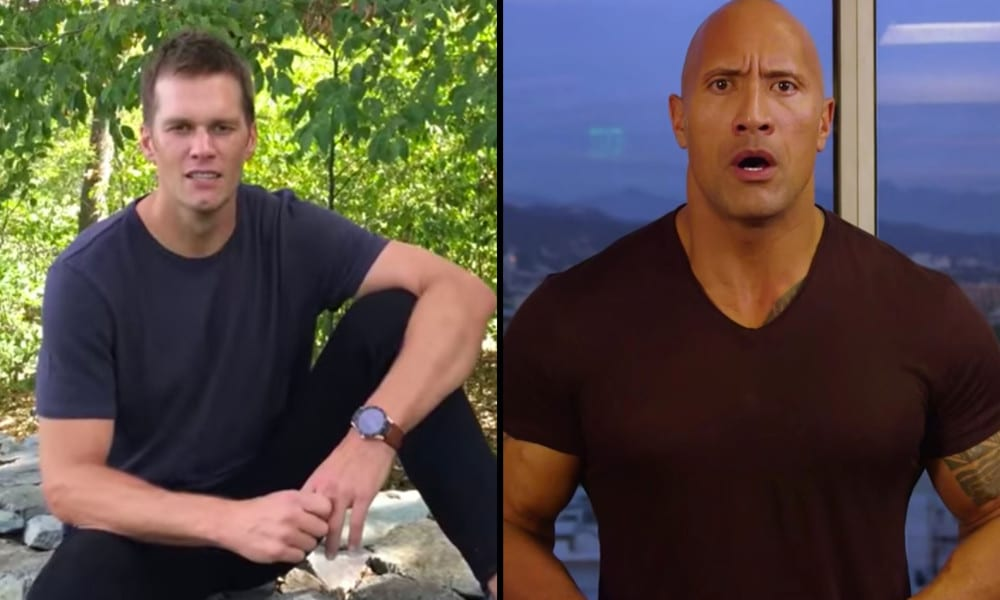 Dwayne 'The Rock' Johnson Has VERY Strong Feelings About Tom