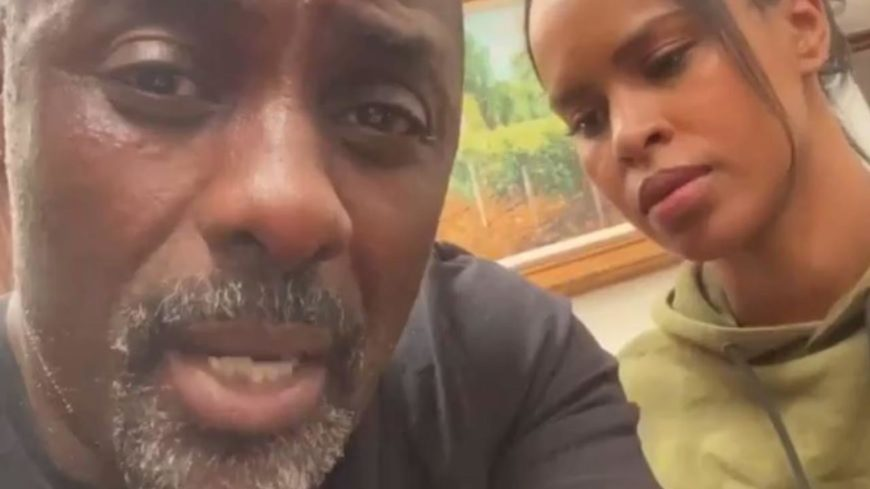 Idris Elba slams claims he 'faked' coronavirus for money