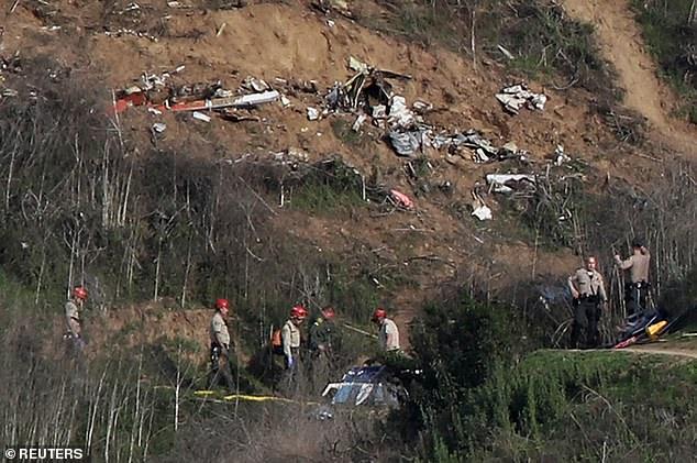 Kobe Bryant crash: 8 deputies involved in taking graphic photos at scene