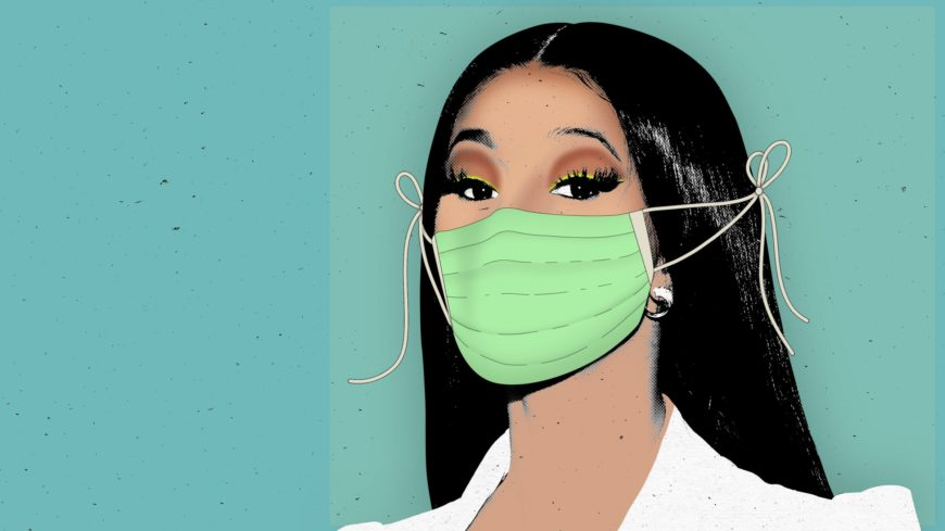 Cardi B Dog: Cardi B Came Back From The ER And Said That She's Feeling