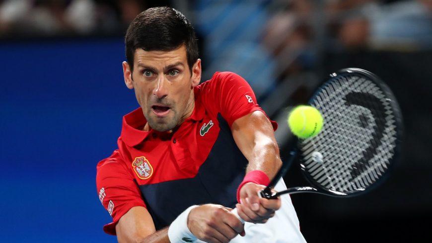 Italians In Wonder Novak Djokovic Secretly Donates Money