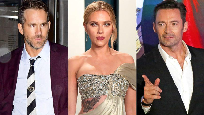 Ryan Reynolds, Hugh Jackman pause fun feud for COVID-19 relief