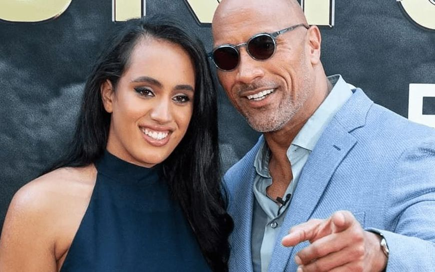 Daughter Of Dwayne Johnson Becomes The Youngest Person Ever To Sign With Wwe Foreign Policy
