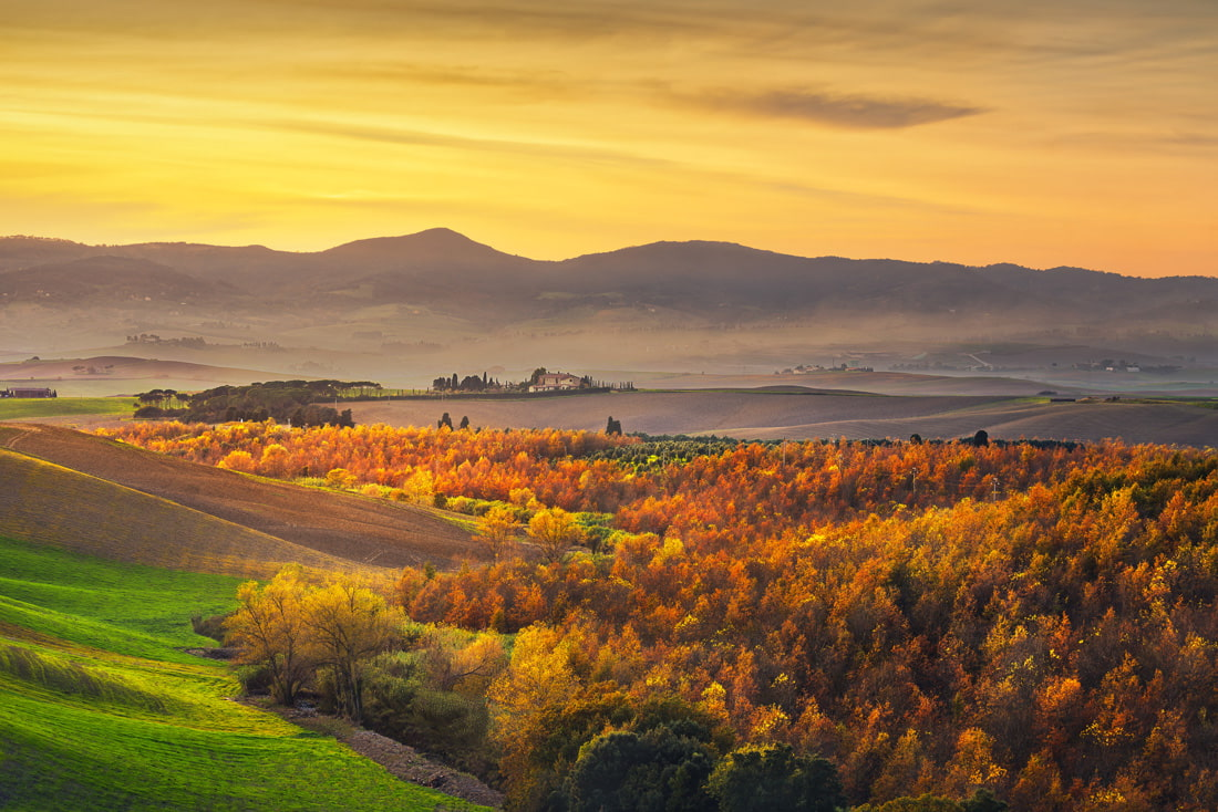 Discovering Tuscany, even in autumn   Foreign Policy